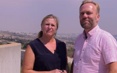 Tilbake i Norge, men hjertet er fortsatt i Israel
