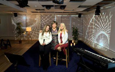 Randi Johansen i full gang med ny sesong av «Hjertets sang»