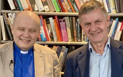«Hovedstaden»: Erik Solheim – kristensosialist og klimageneral