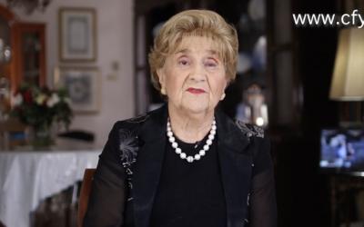 Holocaust-markering med to egne programmer på TV