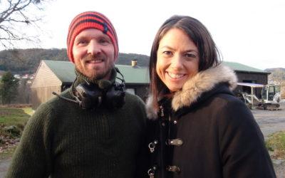 Ny sesong av «Live fra Bergen: Linn Myhr er mer enn programleder