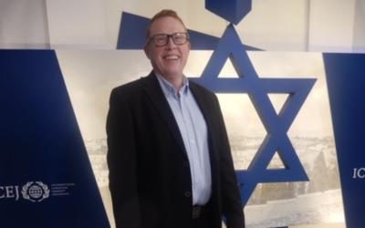 Kristen ambassade i over 40 år, og med Israel i fokus