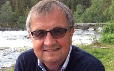 Andakt ved Arne Pedersen: PÅSKEDRAMAET