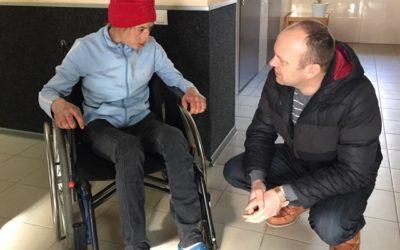 Viktor Kulyak i en pandemitid: Ikke problemer, bare utfordringer