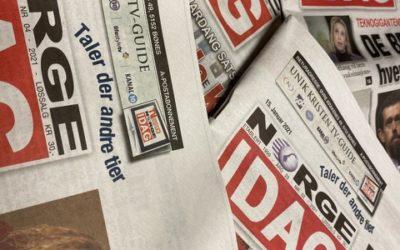 «Norge IDAG», avisen som skapte seg plass i mediebildet