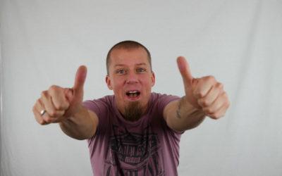 YouTube-forkynneren Chris, ukens gjest i «Live fra Bergen»