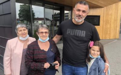 Koli Puka og familien ble sendt hjem igjen fra Norge: – Jeg skjønner ikke hvorfor!