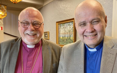 Biskop Sommerfeldt gjester «Hovedstaden med pastor Torp»