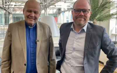 Gard Steiro – sjefredaktør i VG – neste gjest i «Hovedstaden med Pastor Torp»