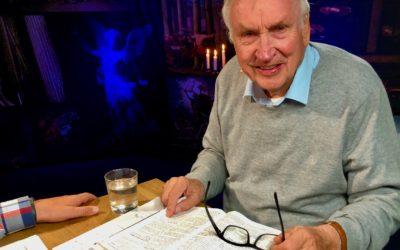 Kjell Haltorp (82) har maratonuke i vente – starter på TV Visjon Norge