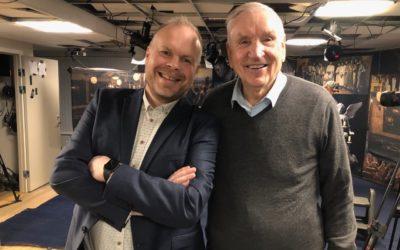 Wroldsen og Haltorp tar for seg Bibelens kjemper i 10 nye programmer