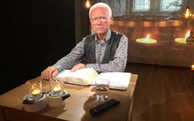 Yngvar Pettersen med ukens andakt: SE DER GUDS LAM!